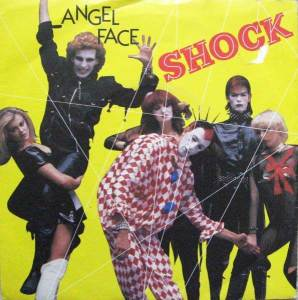 shock angel face cover art