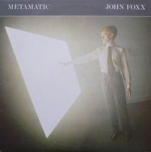 Metamania: John Foxx's Classic On Various Media