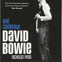 Book Week - Nicholas Pegg: The Complete David Bowie [2016 Ed.]