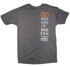 OMD VIP t-shirt 2011