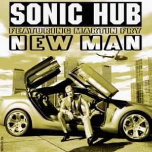 sonic hub - new man art