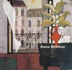 anna domino debut album cover art benoit hennebert