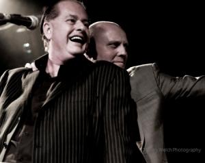 Martin Ware + Glenn Gregory ca. 2010 © Tracy Welch