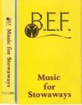 BEF - musicforstowaways UKCASSA