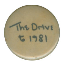 robert fripp badge