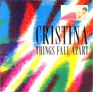 cristina - things fall apart cover art