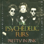 psychedelic furs pretty in pink 1986 cover art
