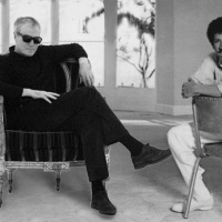 Strange Bedfellows: John Foxx and… Lionel Richie - Together As They Never Were!