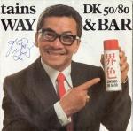 john otway + wild willy barrett DK50/80 cover art