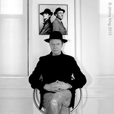 David Bowie ca. 2013 Jimmy King