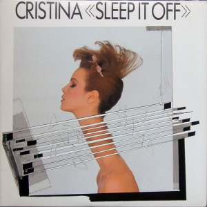 cristina sleep it off cover art