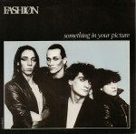fashion - something in your picture cover art