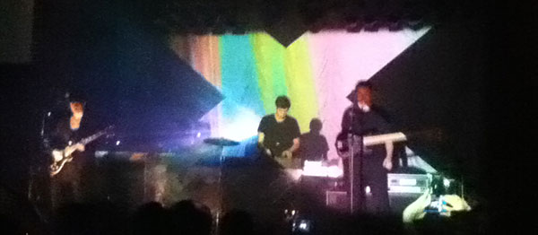 The XX @ The Orange Peel