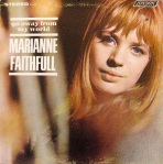 marianne faithfull - go away from my world USLPA