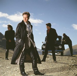 Simple Minds: The Wilderness Years [ca. 1989]