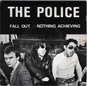 "Illegal Records | UK | 7"" | 1977 | IL 001"