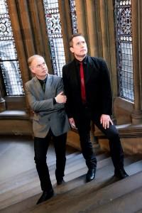 Paul + Andy ©2013 Ed Fielding