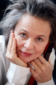 Laurie Anderson © Lucie Jansch 2012
