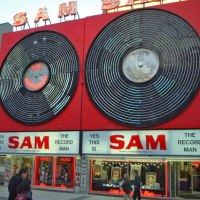 The Great Record Stores: Sam The Record Man