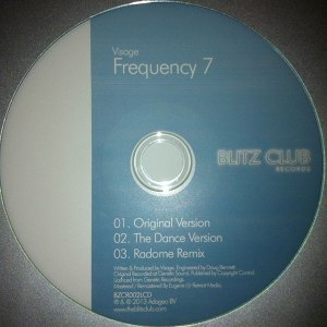 Blitz Club Records | UK | CD | 2013 | BZCR002LCD