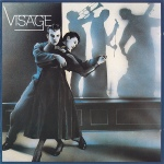 visage 1980s CD cover