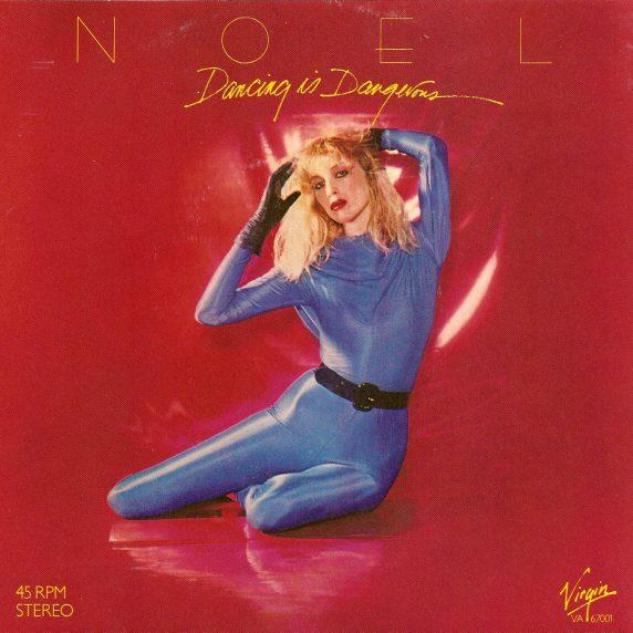 noel - dancing is dangerous cover art