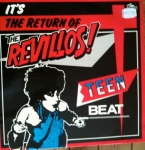 revillos french teen beat EP cover
