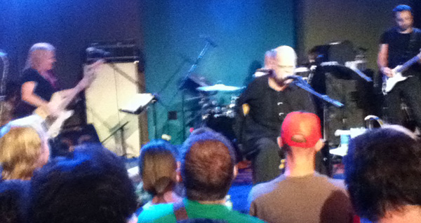 Pere Ubu show Raleigh how its done 35 years into an exciting career