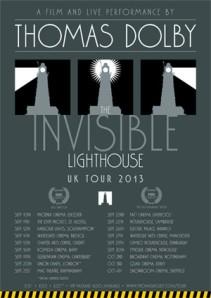 thomas dolby - invisiblelighthouseposter