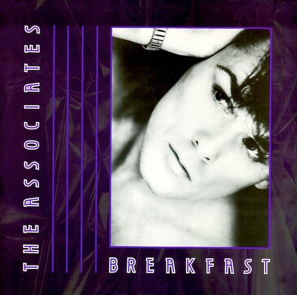 "associates breakfast 12"" single cover"