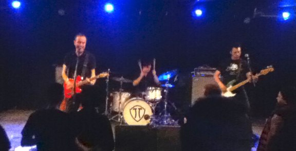 Hugh Cornwell finally on North Carolina soil