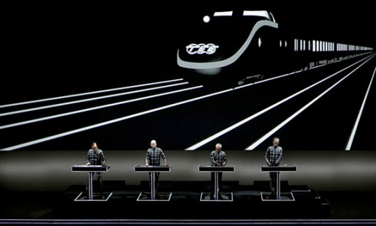 The 3D Kraftwerk simulation continues its global tour…