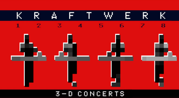 The Kraftwerk Museum Hits the road anew… This time in Los Angeles