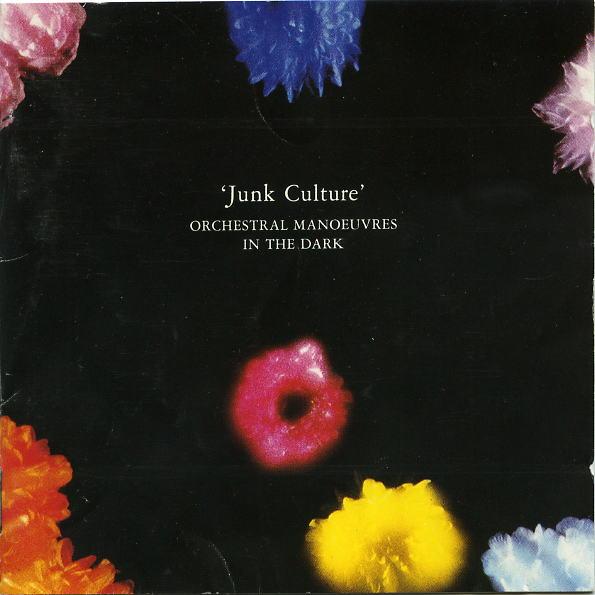 omd junk culture cover art