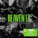 heaven 17 - livefrommetropolisUKCD+DVDA