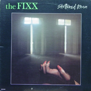 the fixx - shuttered room USLPA