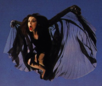 Kate Bush - How I'd like to remember her…