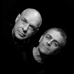 """You've had your turn Bowie. Noe I've hooked up with Eno! - Karl Hyde ©2014 Nick Robertson"