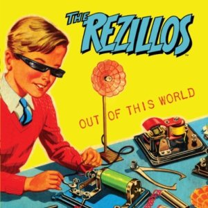 Rezillos Records | UK | CD5 | 2011 | REZILL01CD