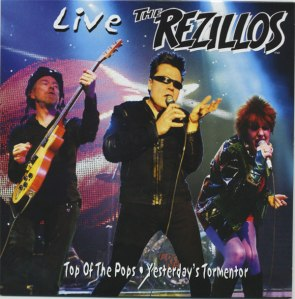 Rezillos Records | UK | CD | 2012 | REZILL02 CD