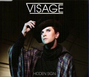 visage - hiddensignUKCDA