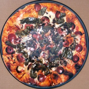 I want an anchovy to go… and hold the pizza!