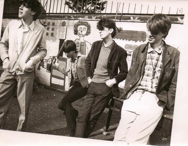 Orange Juice in the high holy year of 1981
