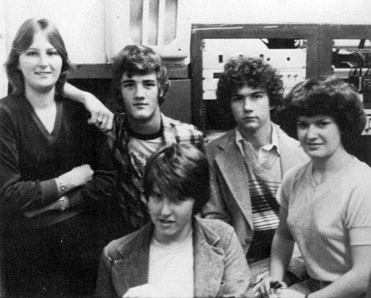 WGAG-FM staff