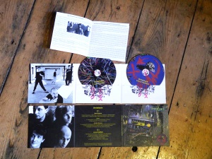 Shriekback | UK | 2xCD | 2014
