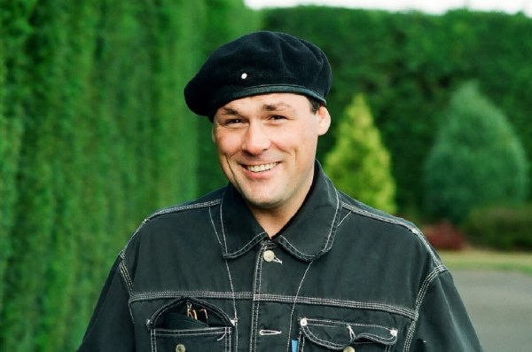 Billy MacKenzie © Gilbert Blecken