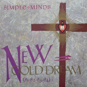 simple minds - new gold dreamUKLPA