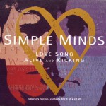 simple minds - lovesong92CDA