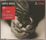 simple minds - homeUKCD1A