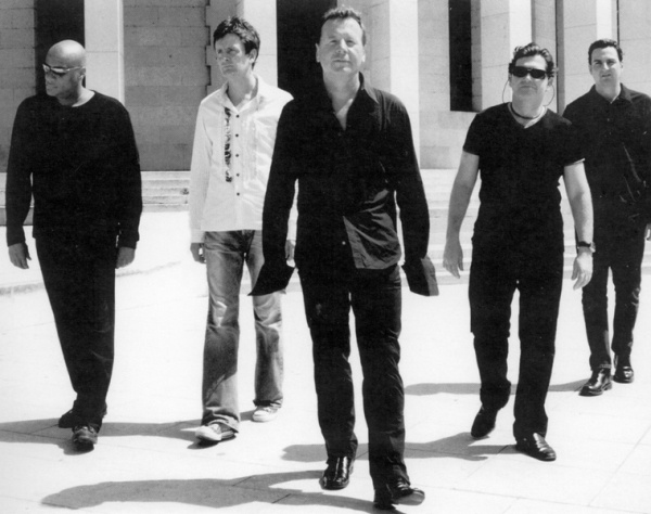 simple minds lineup with duffy and gillespie